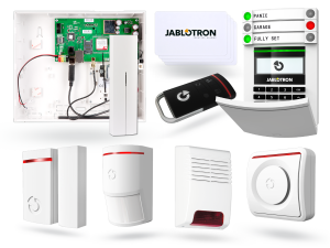 Jablotron JK-101KR draadloos alarmsysteem luxe