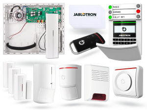 Jablotron JK-106KR draadloos alarmsysteem luxe