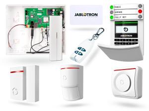Jablotron JK-101KR draadloos alarmsysteem basis